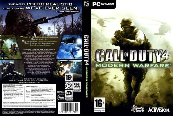 Call Of Duty Modern Warfare 2 Pc - Free downloads